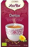 Yogi Tea Detox - 17 Bustine Filtro [30.6 gr] - [confezione da 3]