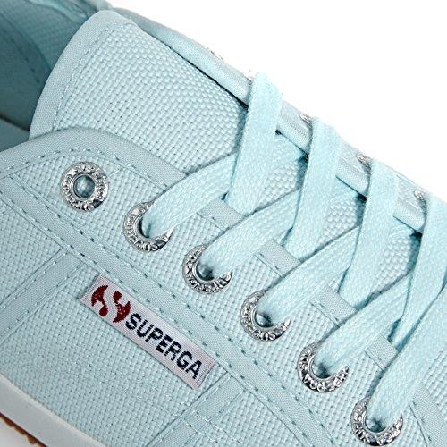 Women's Azure Sneaker Superga Cotu 2750 XAq1Zw