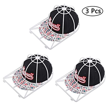 685e7012f Image Unavailable. Image not available for. Color: Toopify Hat Washer  Baseball Cap Cleaner Hat Washing Cage Holder Frame for Washing Machine ...
