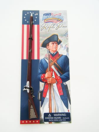 American Revolutionary War - Rifle Pen
