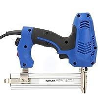 𝐂𝐡𝐫𝐢𝐬𝐭𝐦𝐚𝐬 𝐏𝐫𝐞𝐬𝐞𝐧𝐭Elektrische nagelpistool, EU-stekker 220 V elektrisch recht nagelpistool rechte spijker houtbewerking…
