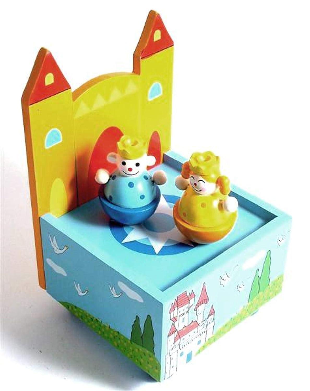 大人気定番商品 Bigjigsおもちゃの木製の妖精の城オルゴール - ダンスオルゴール ダンスオルゴール - B003VGV3OC B003VGV3OC, イチノミヤマチ:c146328a --- arcego.dominiotemporario.com
