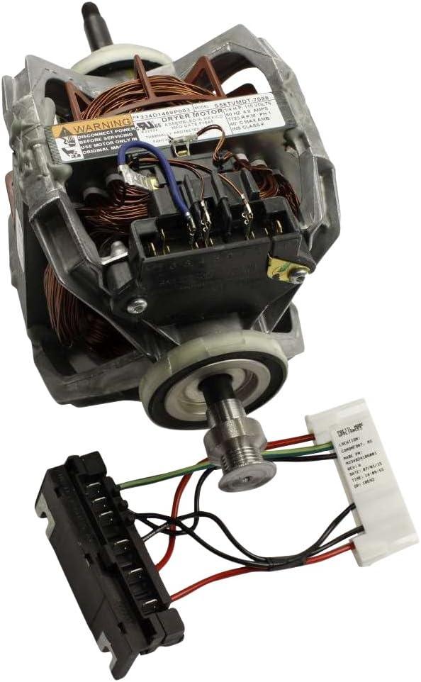 GE WE17X22217 Kit Motor & Pully