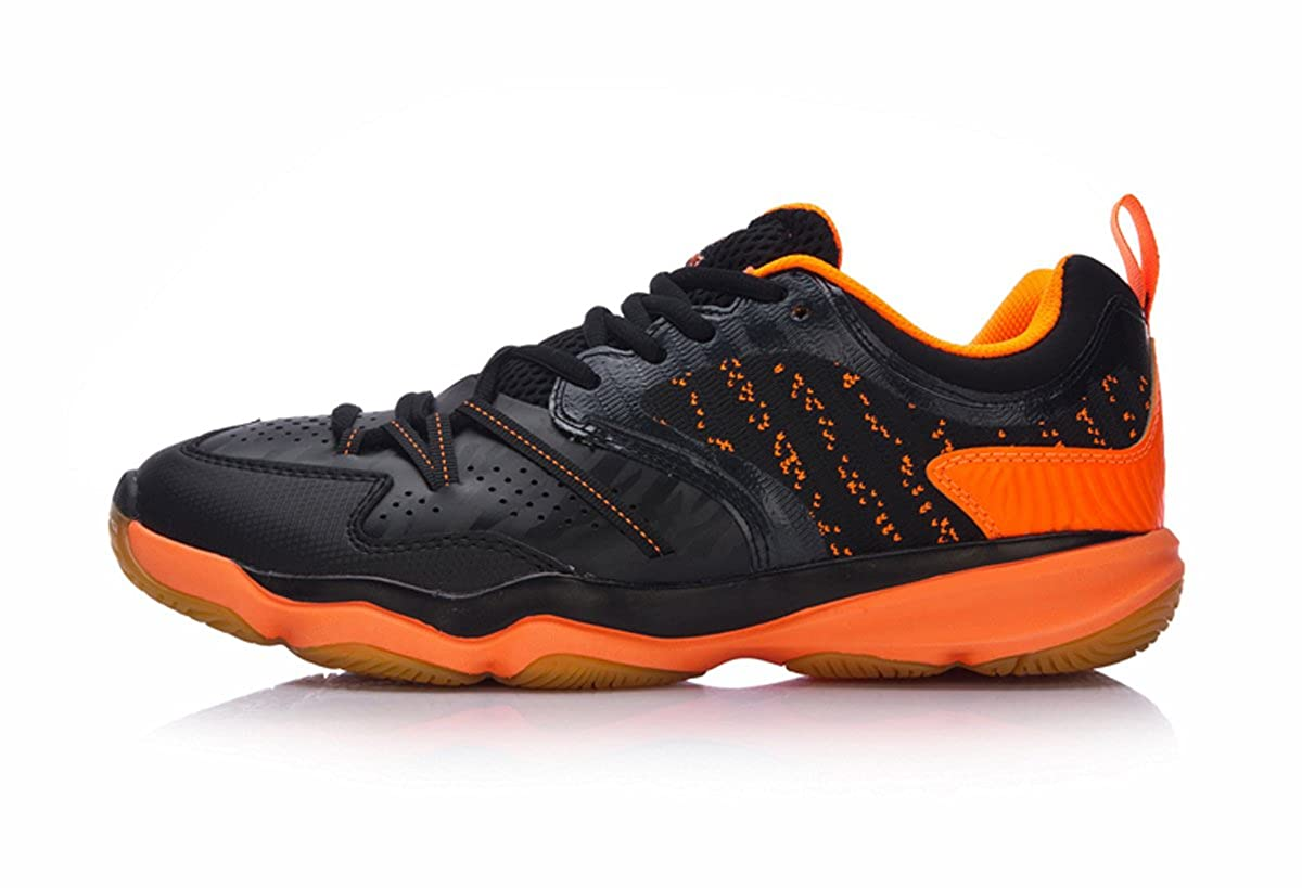 LI-NING Men Ranger Daily Lightweight Badminton Training Shoes Team Flexible Sports Sneakers AYTM081 B07CSNBVKM Parent