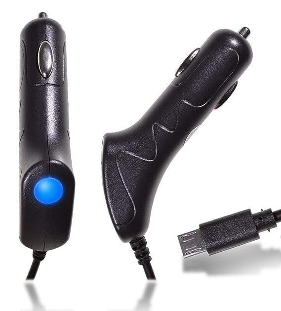 Cargador de Coche Micro USB rápido Universal para teléfonos ...