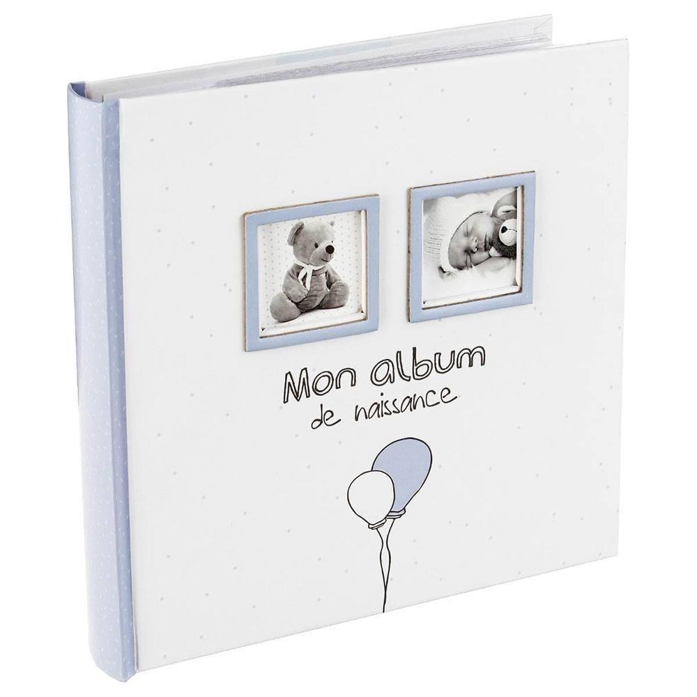 Album de naissance 120 photos garçon Atmosphera for Kids