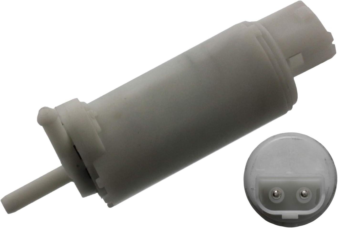 Febi Bilstein 03863 Waschwasserpumpe Für Scheibenreinigungsanlage 1 Stück Auto