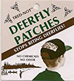 12 Deerfly Patches TredNot Deer Fly Strips