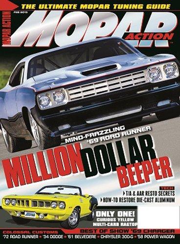 Mopar Muscle (Mopar Enthusiast Magazine)