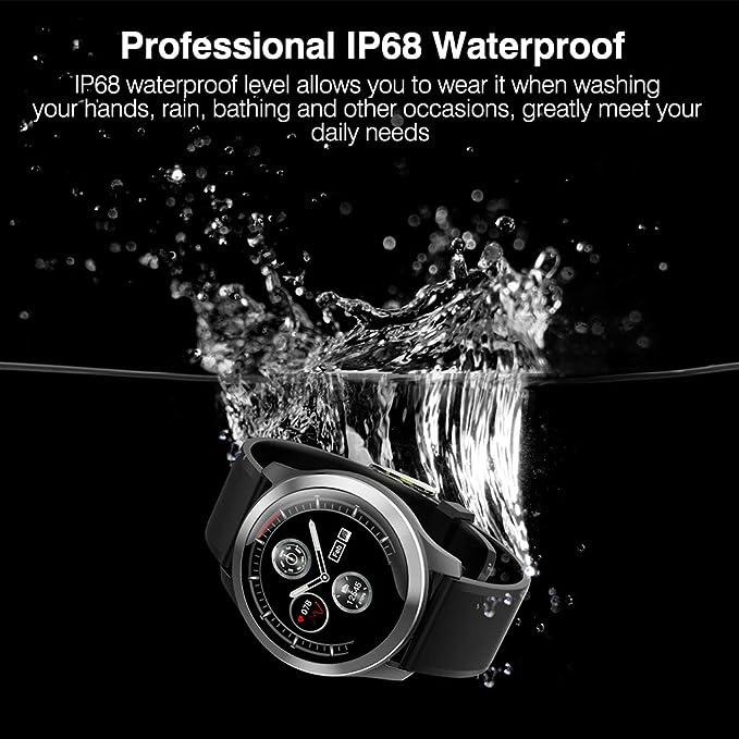 XUWLM Pulsera Smart Watch ECG PCG Monitor de Ritmo cardíaco ...