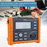 Medidor de Resistencia Digital PM5203 1000V Aislamiento Megohm