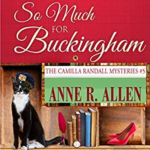 So Much for Buckingham Audiobook