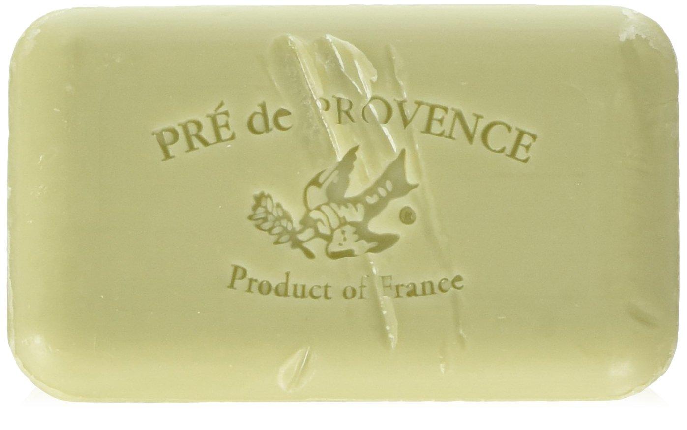 Pre de Provence Sandalwood Shea Butter Enriched Soap, 250 Gram 35160SL