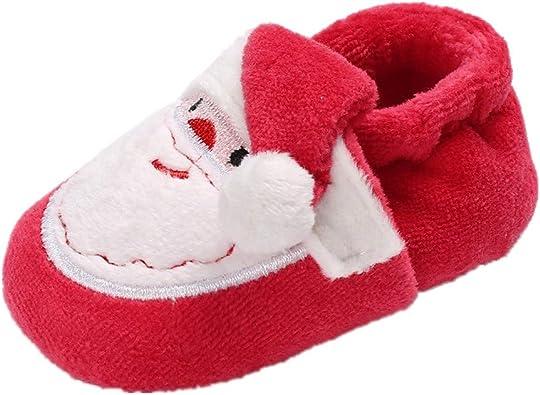 Amazon.com | Auxma Baby Christmas Shoes