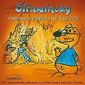 Strawinsky und die verbotene Treppe (Strawinsky 6) | Olaf Franke, Tim Thomas