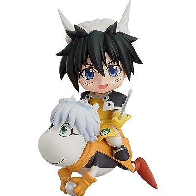 Good Smile Hakyu Hoshin Engi: Taikobo & Supushan Nendoroid Action Figure: Toys & Games