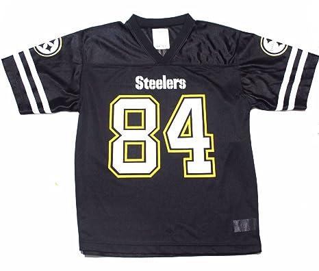 separation shoes da60d 74c96 Amazon.com : Outerstuff Boys Pittsburgh Steelers Antonio ...