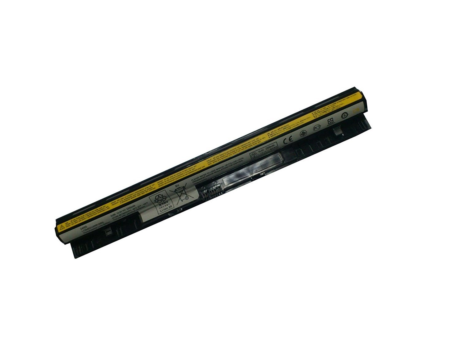 Powerforlaptop Laptop/Notebook Replace Battery for Lenovo IdeaPad G40 G50 G400S G405S G500S G505S G510S S410P S510P Z710 Touch Z710 L12L4E01 L12S4E01 L12M4A02 L12S4A02 L12L4A02