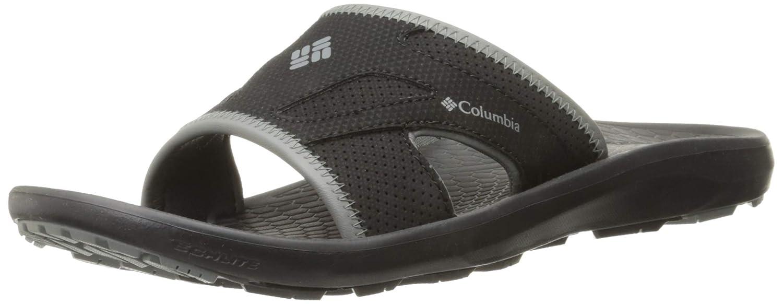 5da7d1bee5a7 Amazon.com  Columbia Men s Techsun Slide Athletic Sandal  Shoes