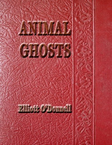 Animal Ghosts PDF