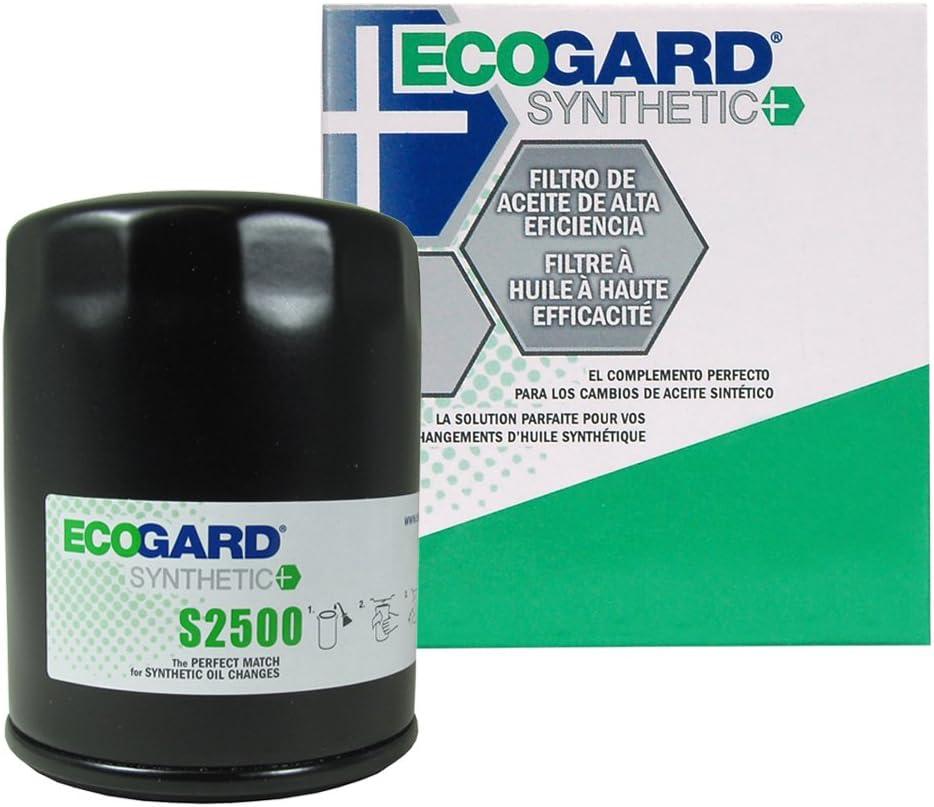 Amazon.com: ecogard S2500 spin-on Motor Filtro de aceite ...