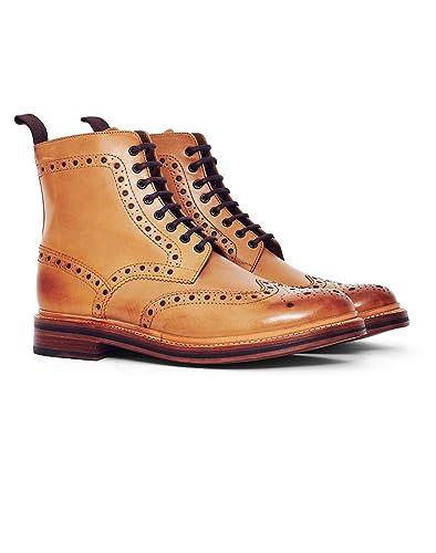 bccdb2ef0c102 Amazon.com   Grenson Men's Fred   Boots