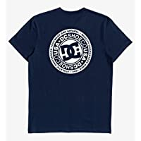 DC Shoes Circle Star - Camiseta para Hombre