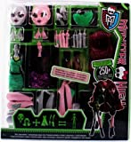 Monster High Y6609 Create A Monster Werewolf and Dragon Doll Starter Pack