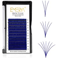 EMEDA Colored Lash Extensions Easy Fan Volume Lashes Colorful Blue 2D-20D Rapid Automatic Blooming Flower Self Fanning…