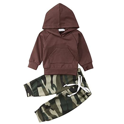 28798a3dc Amazon.com  iTranyee Toddler Baby Girl Long Sleeve Hooded Sweater ...