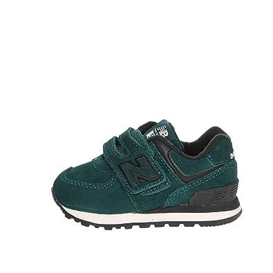 d75a7fa126 New Balance IV574EJ Sneakers Bassa Bambino: Amazon.it: Scarpe e borse