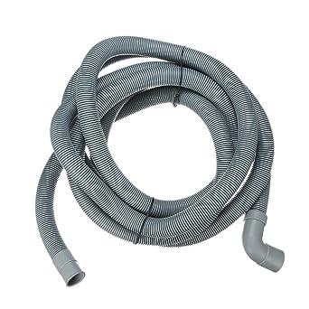 LIOOBO 1 pc lavadora tubo de manguera de drenaje robusto pvc ...
