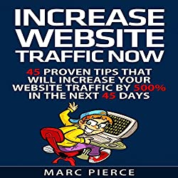 Increase Website Traffic Now!
