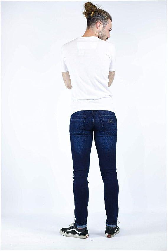 SIX VALVES Camiseta M/C Logo 114798 Hombre M Blanco: Amazon.es: Ropa y accesorios