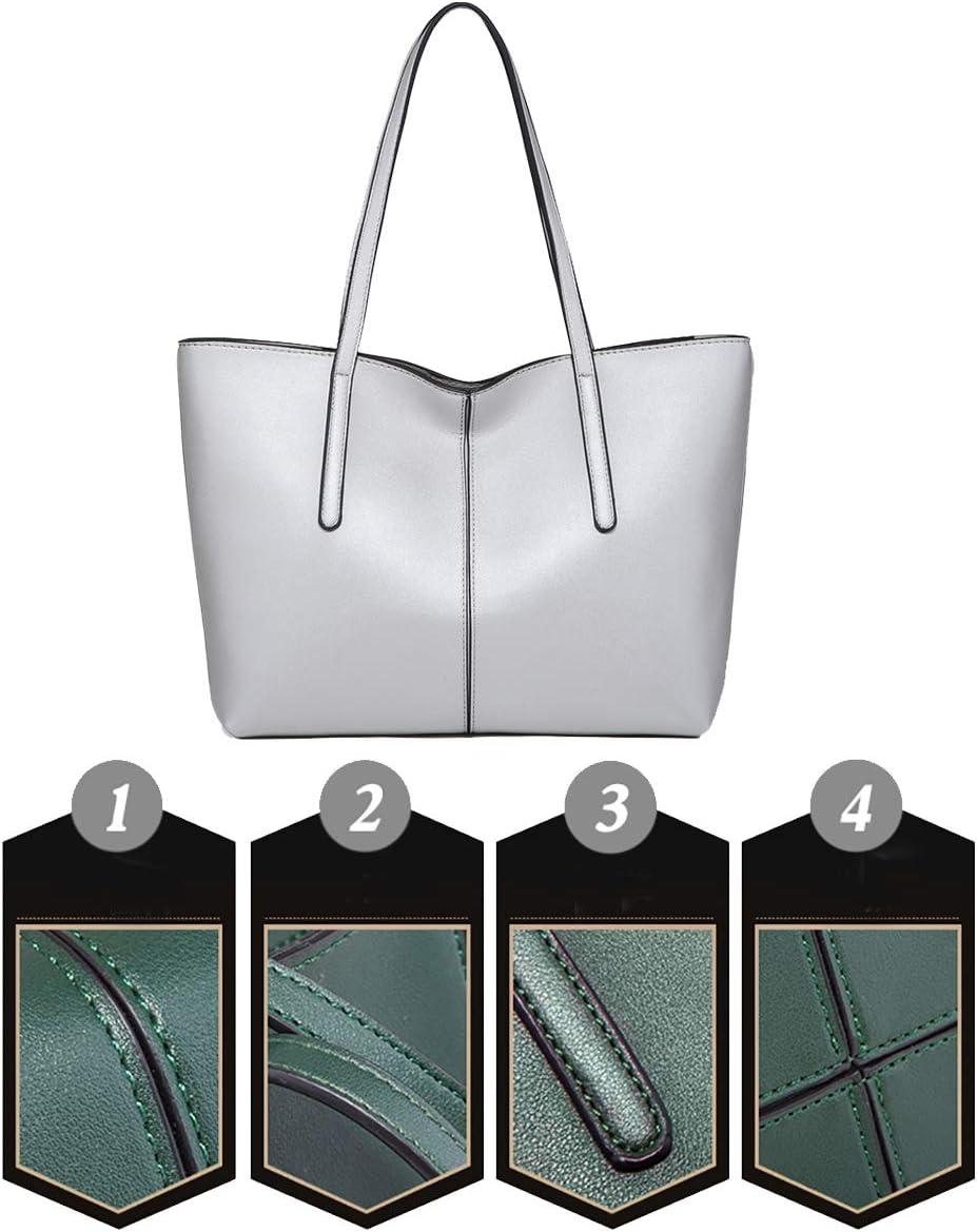 Tisdaini Bolsos de Mano Mujer Moda Bolsos Bandolera Bolsos Totes Shoppers y Bolsos de Hombro