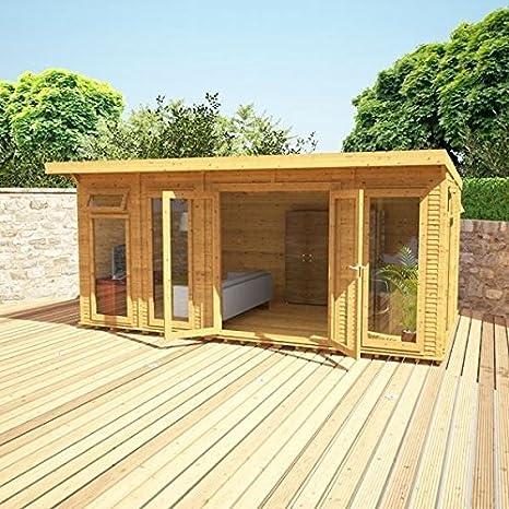 Nova 5 m x 3 m con aislamiento jardín habitación ...