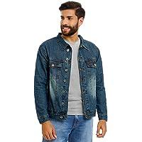 Jaqueta Jeans Masculina Tradicional - Várias Cores
