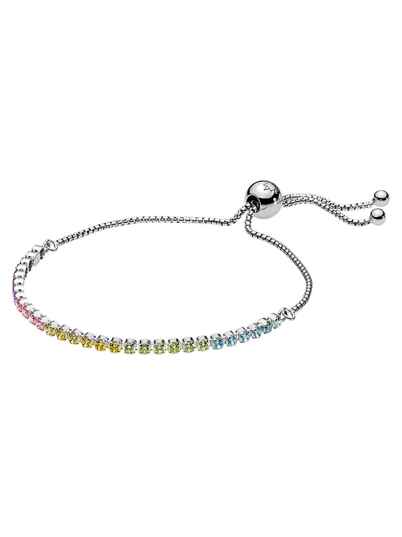 Pandora Sparkling Strand Silver Bracelet 590524PCZMX2