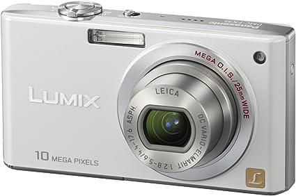 Panasonic Dmc Fx35eg W Digitalkamera 2 5 Zoll Kamera