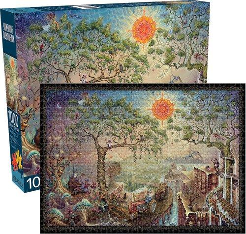 Aquarius Sunshine Daydream 1000 Piece Jigsaw Puzzle