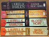 anita blake vampire hunter series volumes 15 thru 18 skin trade blood noir the harlequin danse macabre