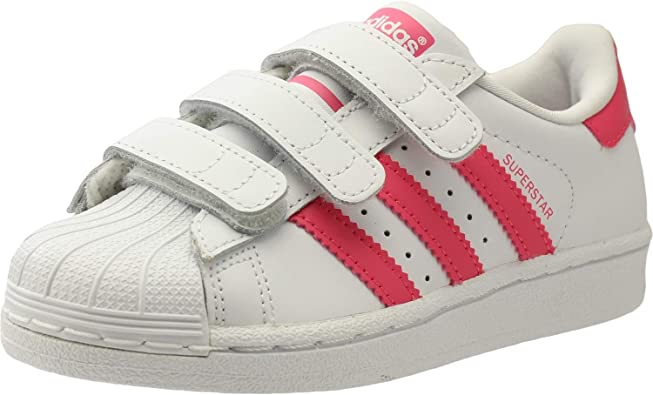 adidas Superstar CF C, Chaussures de Gymnastique Mixte