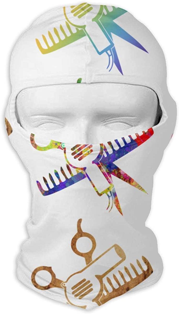 Winter Balaclava Wind-Resistant Thermal Face Mask Full Face Cover Gift for Men