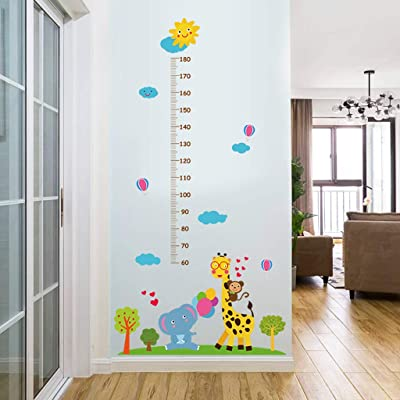 ????DIY Family Home Wall Sticker Removable Mural Decals Vinyl Art Room Decor Flowers For Kids Baby Girls Boys Children Toddlers Office Nursery Furniture Wardrobe Freezer Meeting Living Room KTV (A): Home & Kitchen