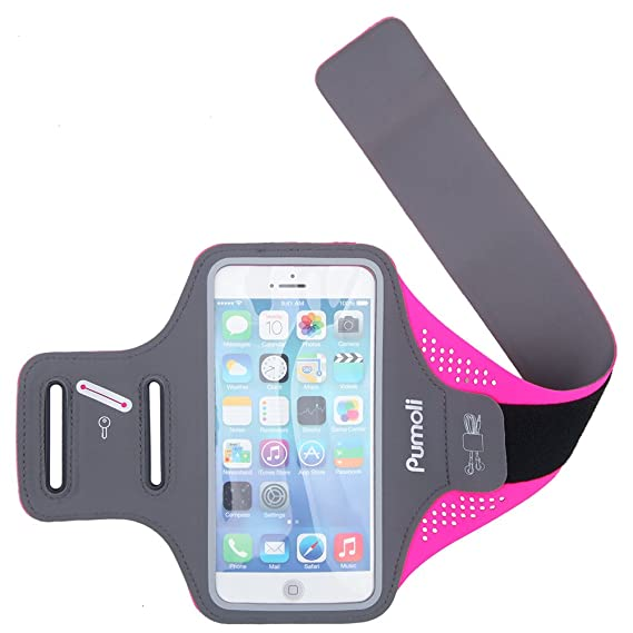 Armband Case For Iphone 6 Plus Sport Gym Armband For Iphone 6 Plus 5.5 Inch Jogging Running Armband Phone Case Cellphones & Telecommunications