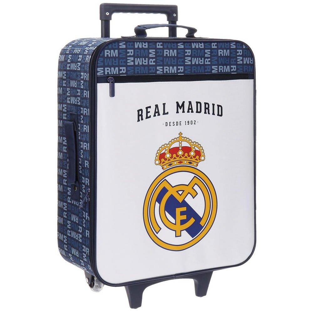 Real Madrid Rm Basic Kindergepäck, 52 cm, 26 liters, Mehrfarbig (Multicolor)