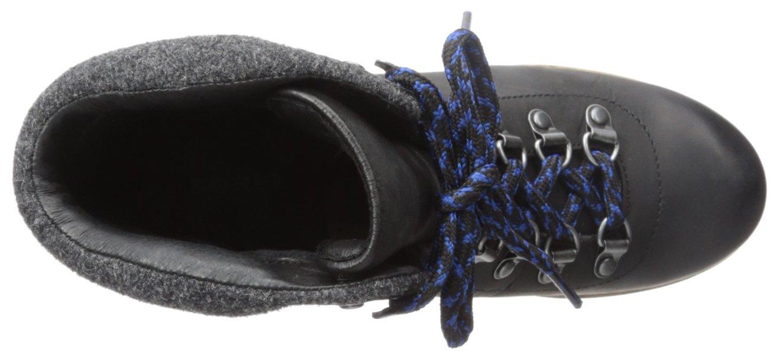 SOREL Women's Conquest Wedge Mid Calf Boot, Black, 11 M US by SOREL (Image #9)