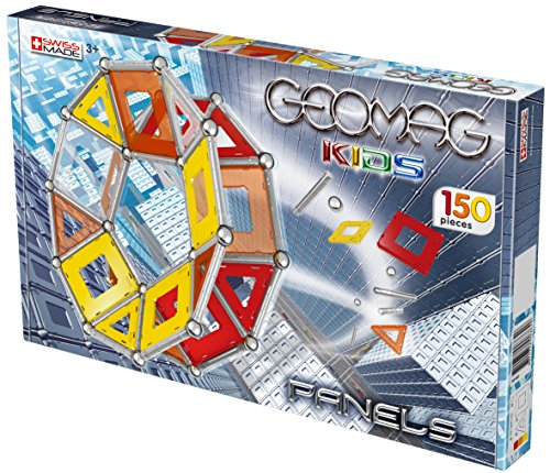Geomag Kids Panels - 150 pieces