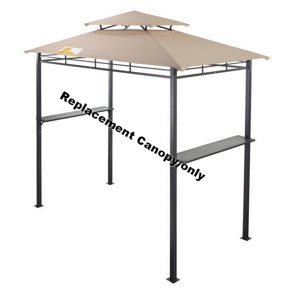 Palm Springs BBQ Gazebo Tent Replacement Canopy