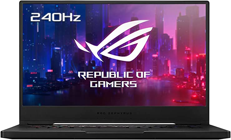ASUS ROG Zephyrus M15 GU502LW-AZ056T - Ordenador portátil Gaming 15.6
